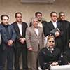 بازدید مدیر عامل بیمه میهن از شعب کرمانشاه و اسلام آباد غرب