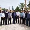 پایان کارشناسی و ارزیابی خسارت مناطق سیل زده  استان خوزستان