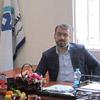 جلسه مدیر عامل محترم جناب آقای بنویدی در محل سرپرستی استان قزوین
